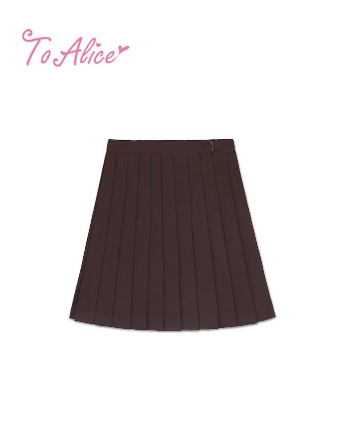 画像1: 【To Alice】 J507プリーツスカート (1)