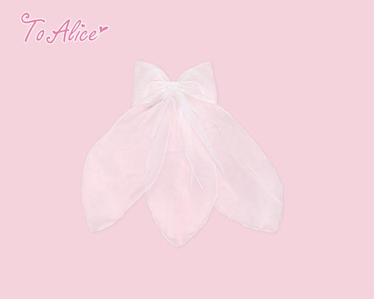 画像1: 【To Alice】S1152金魚姫バックリボン (1)